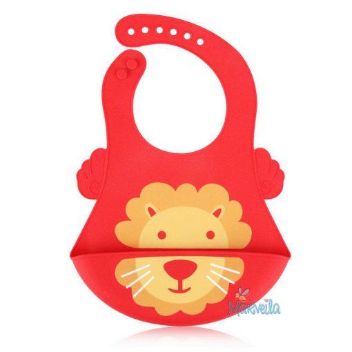 marveila-silicone-cute-bib-lion