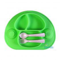marveila-silicone-happy-platemat-mushroom-green