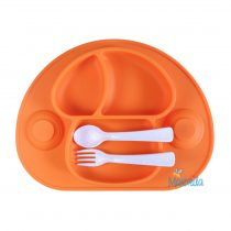 marveila-silicone-happy-platemat-mushroom-orange